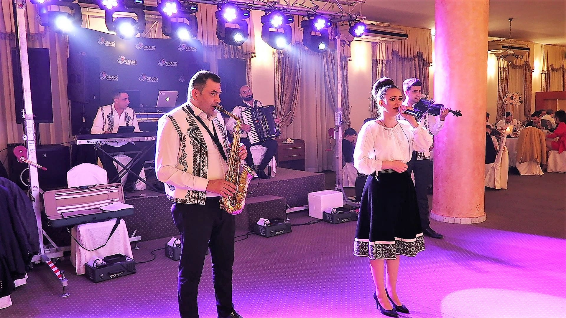 Formatie nunta Grand Music Events
