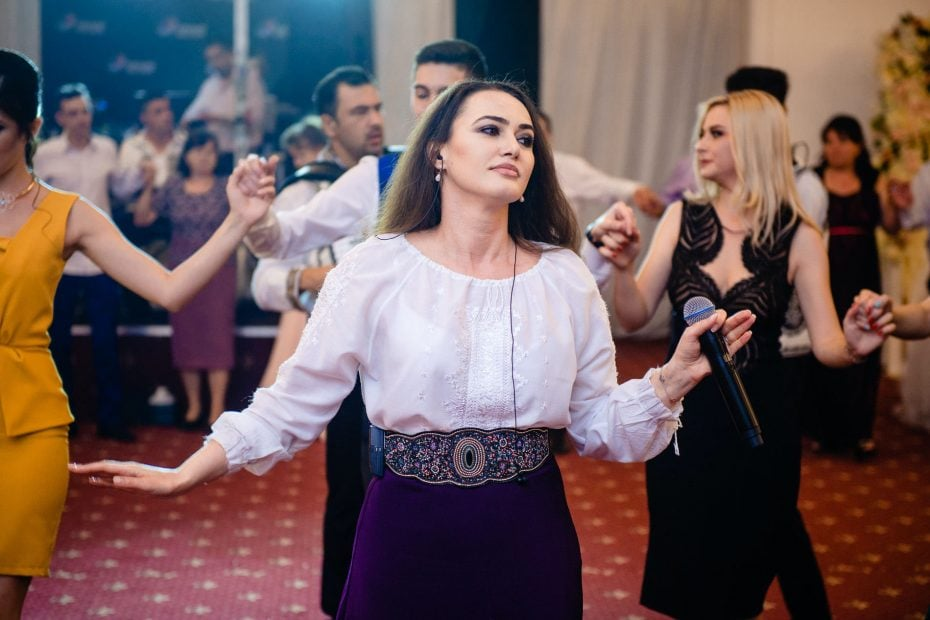 Grand Music Events Ioana Balan pe scena