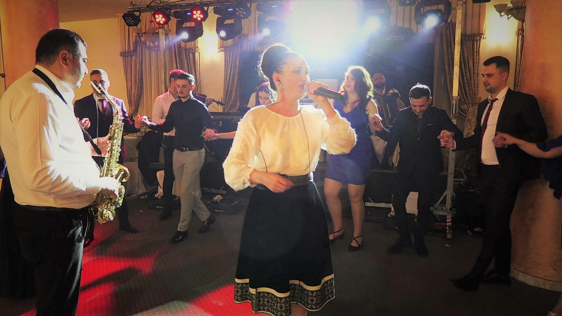 Grand music events formatie nunta
