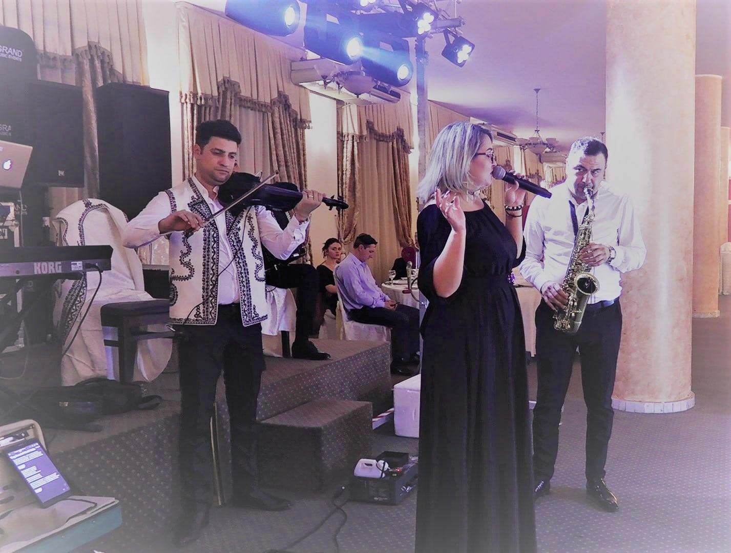 formatie nunti Grand Music Events